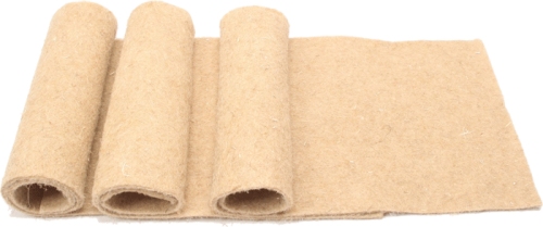 Hanfmatte, 100 x 40 cm, 10er Pack