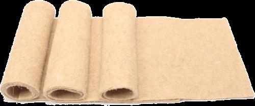 Hanfmatte, 120 x 50 cm, 2er Pack